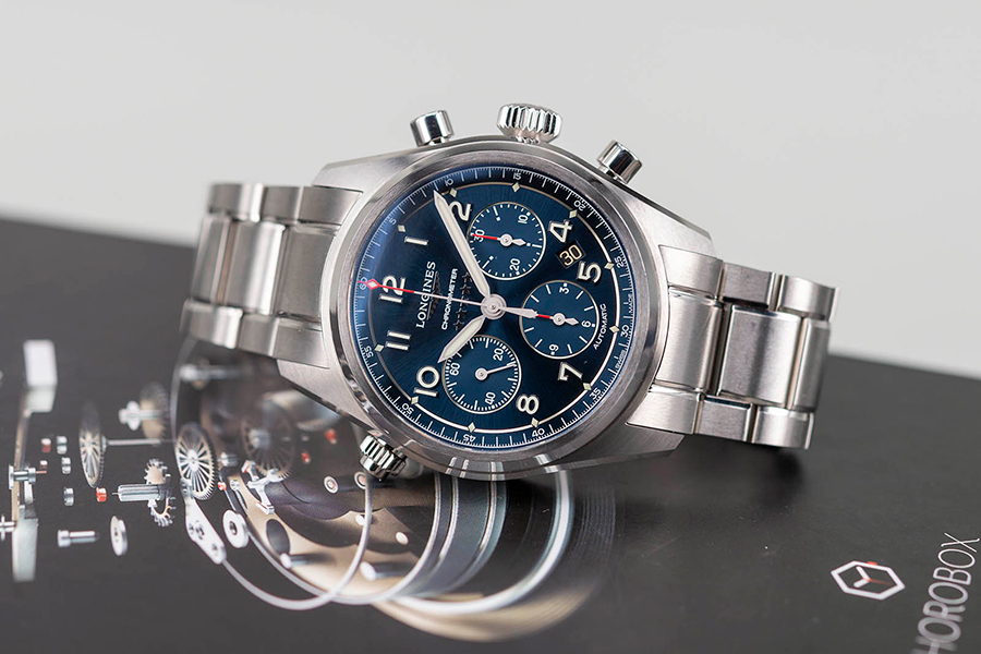 Top 100 Products of 2020 Longines Spirit L3.820.4.93.6