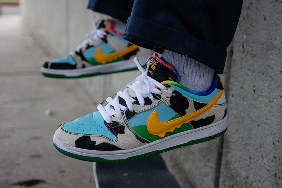 Top 100 Products of 2020 Nike Dunk Low 'Chunky Dunky'