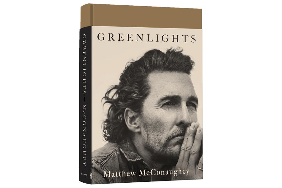 Greenlights von Matthew McConaughey