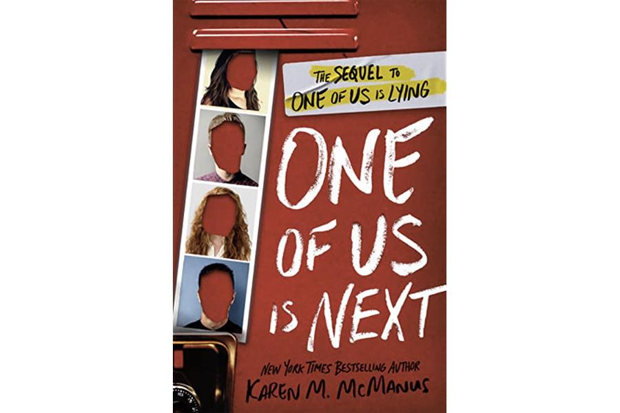Einer von uns kommt als nächstes von Karen M. McManus