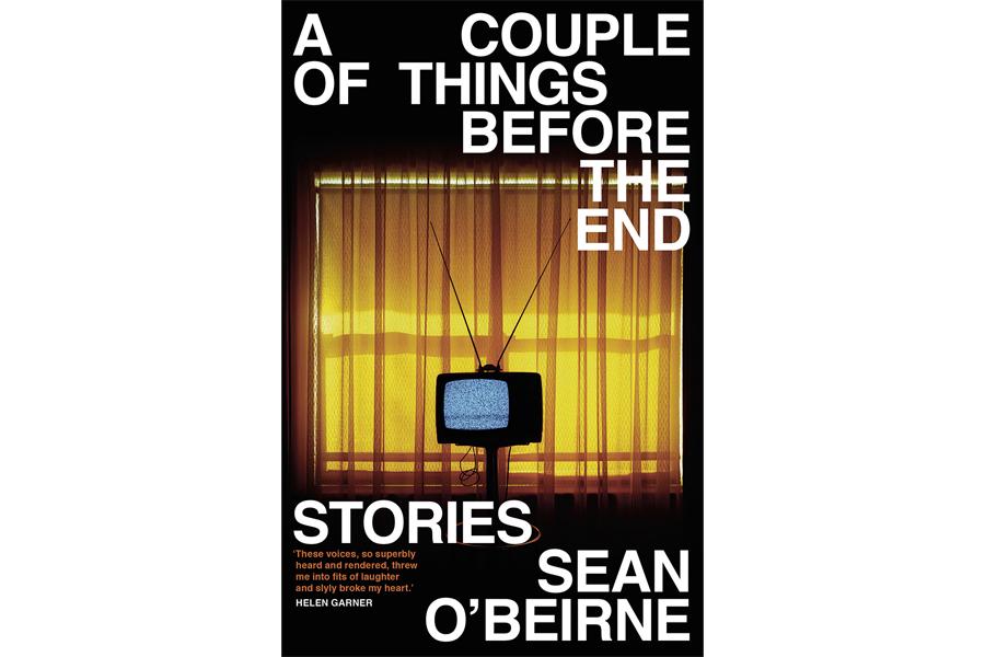 Ein paar Dinge vor den Endgeschichten von Sean O'Beirne