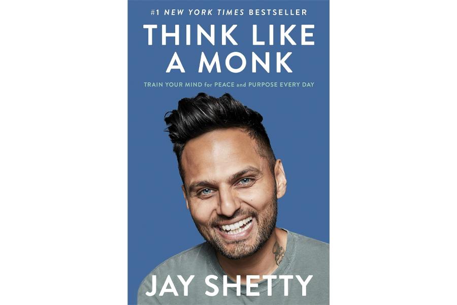 Denken Sie wie ein Mönch von Jay Shetty
