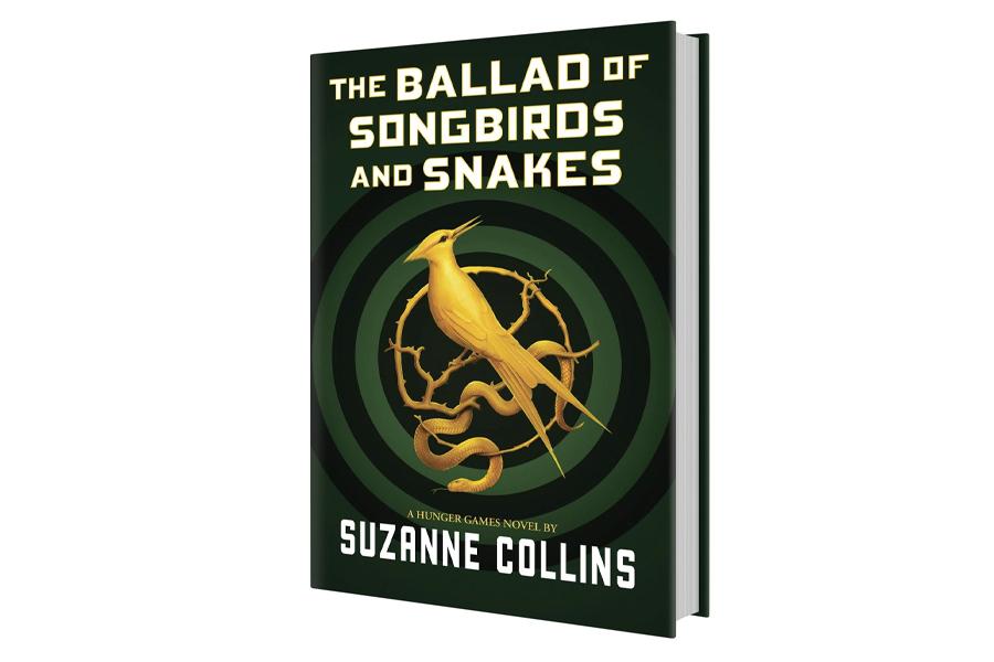 Die Ballade der Singvögel und Schlangen von Suzanne Collins