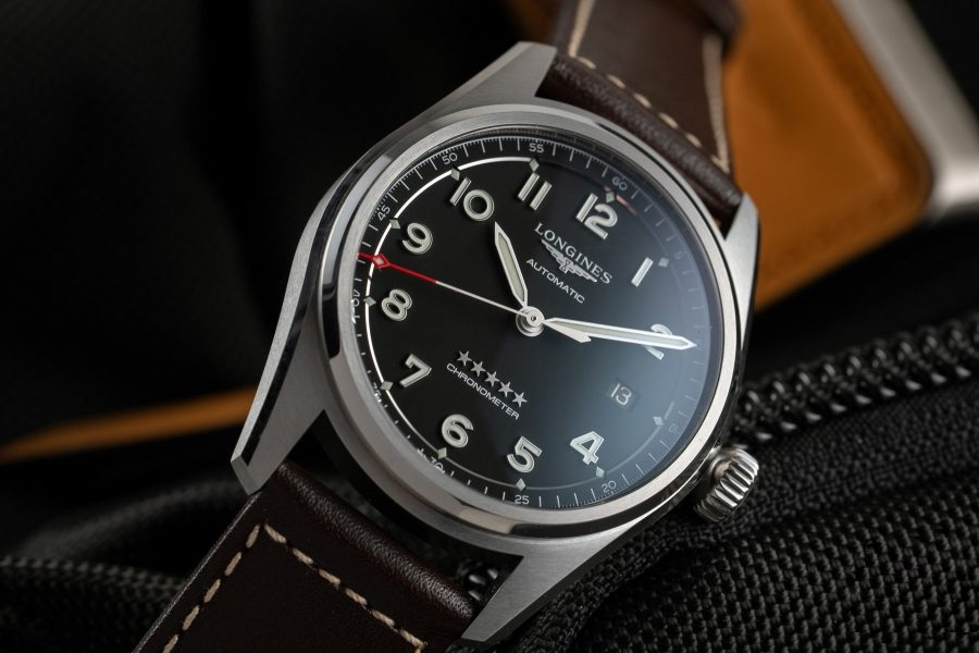 Longines Spirit L3.810.4.53.0 Christmas Gift Guide Corporate