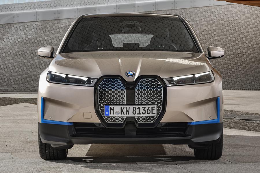 BMW 2022 ix vorne