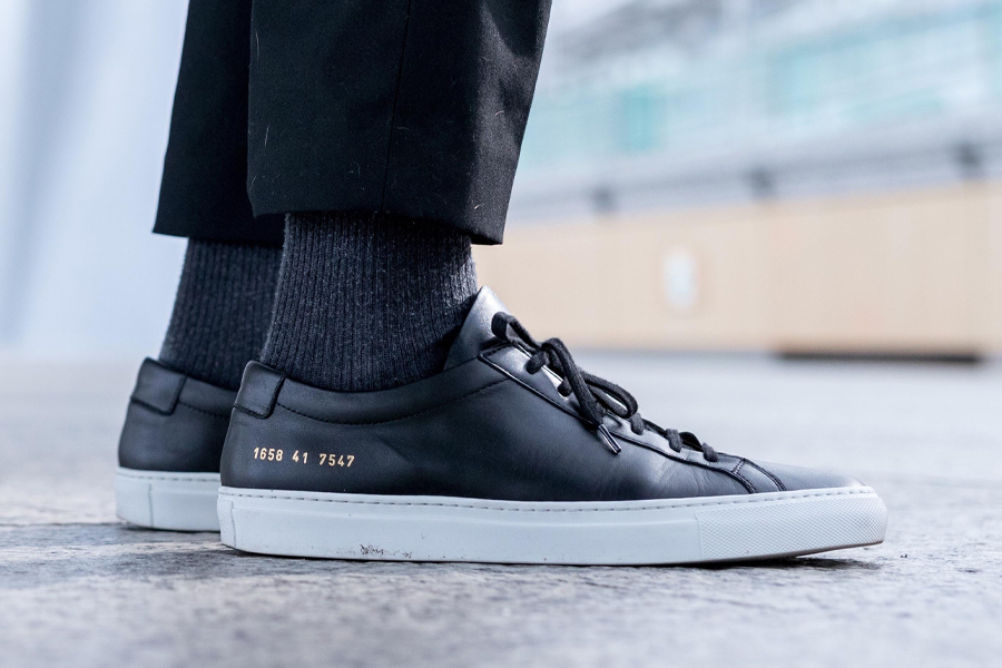 21 Best Black Sneakers For Every Man's Rotation
