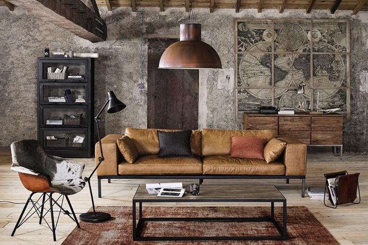 30+ masculine living room ideas sofa