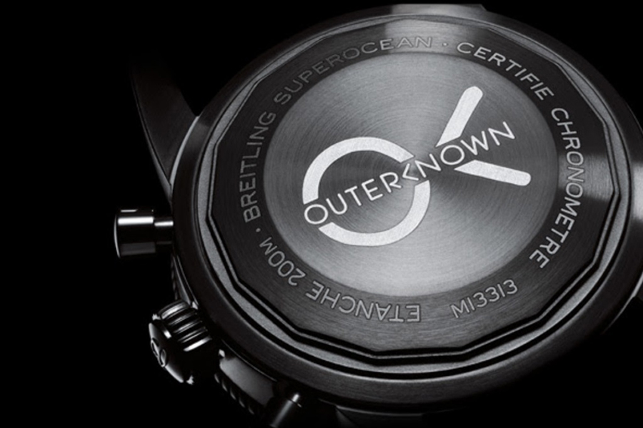 Outerknown x Breitling zurück