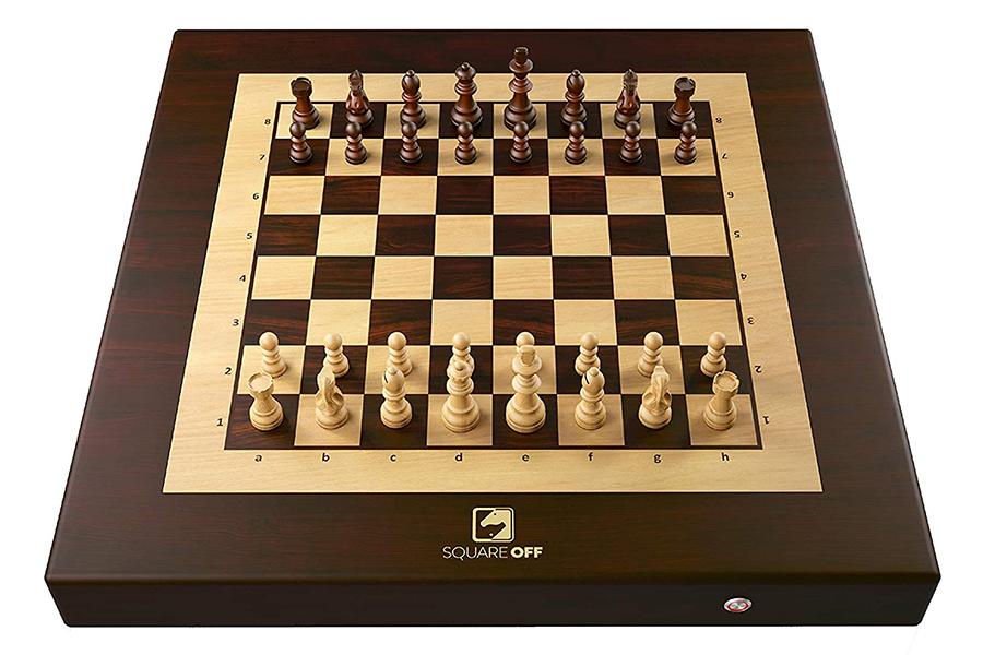 Quadratisches Schachbrett