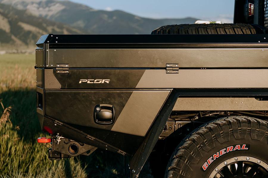 Jeep Gladiator Overland zurück