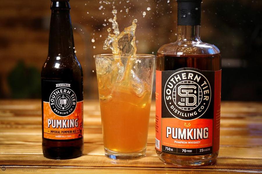Pumking Whiskyglas