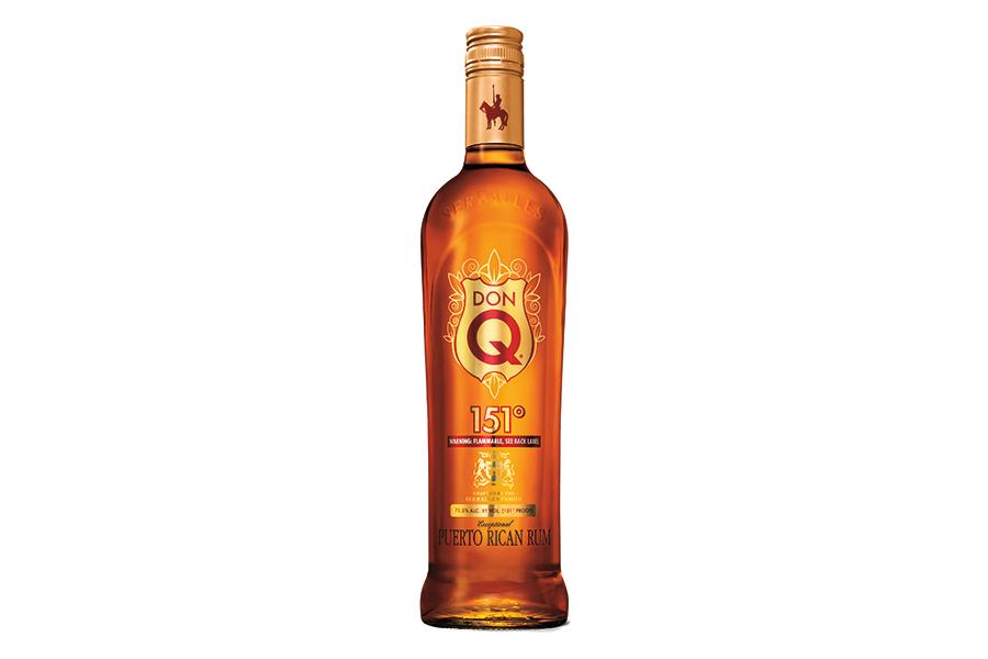 Don Q 151 Rum 700 ml Beste Rum-Marken