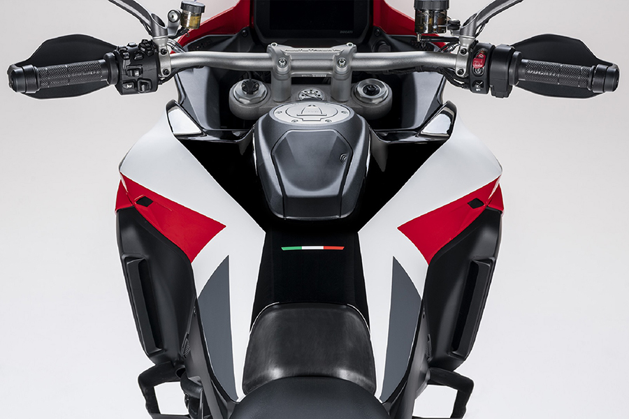 Ducati Multistrada V4 vorne