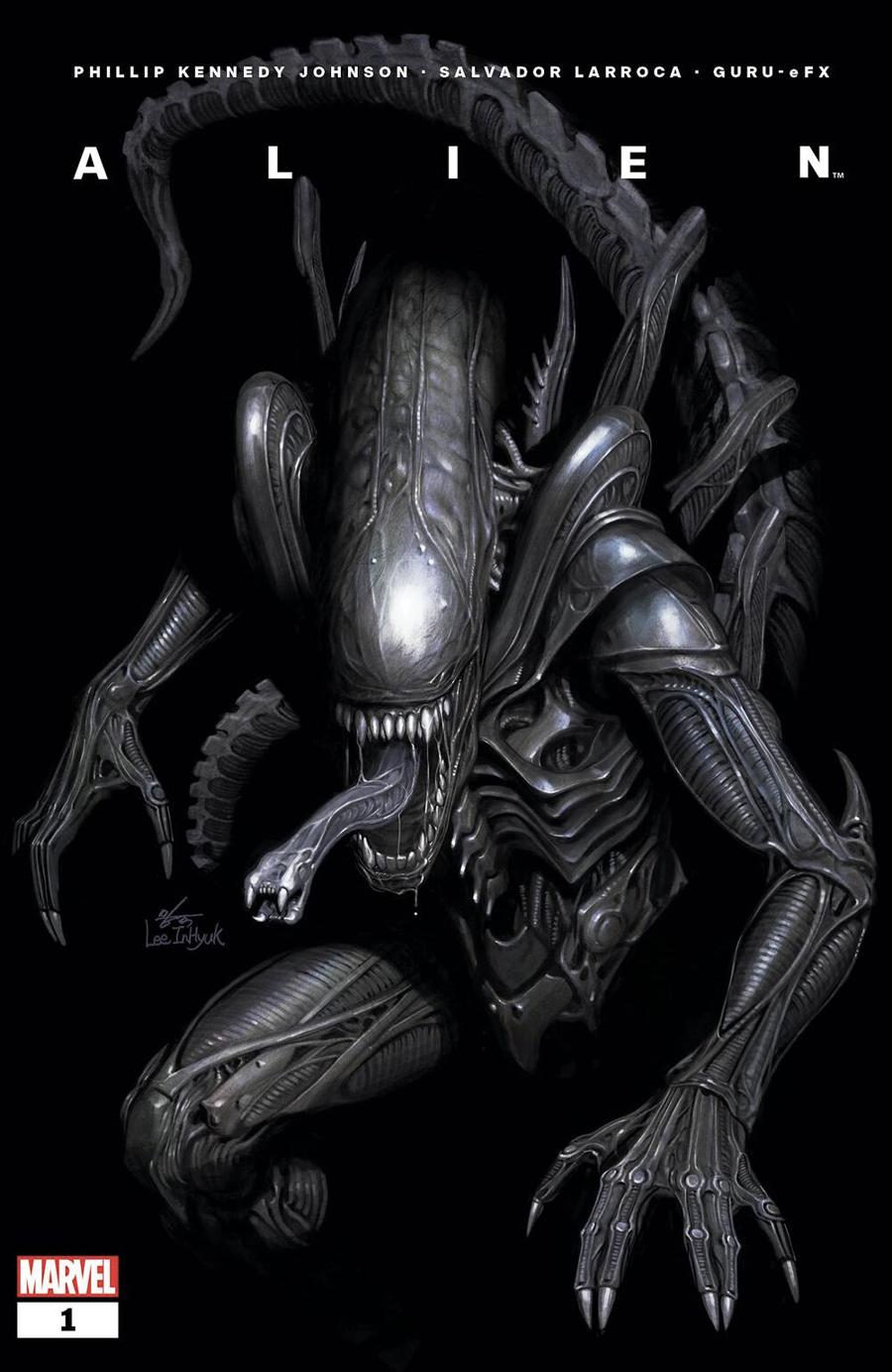 Marvel Alien Series 1