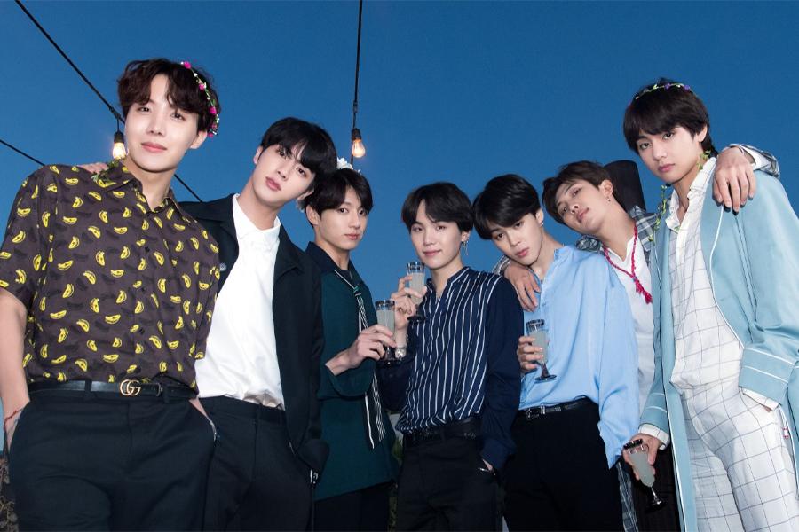 Style Guide: Wie man sich wie jedes BTS-Bandmitglied kleidet