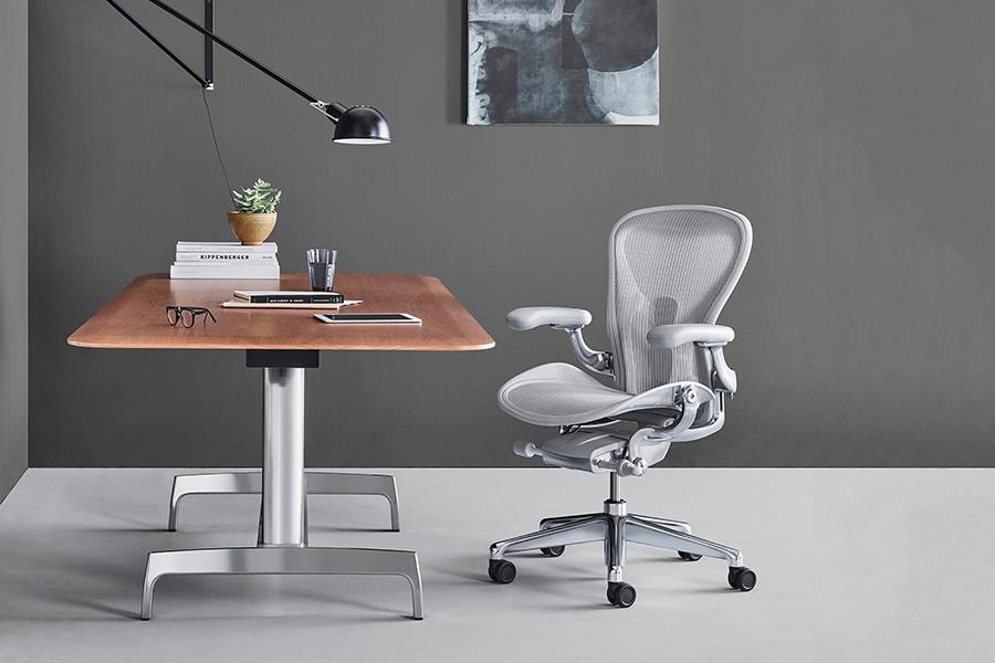 Herman Miller Aeron Chair Beste ergonomische Bürostühle