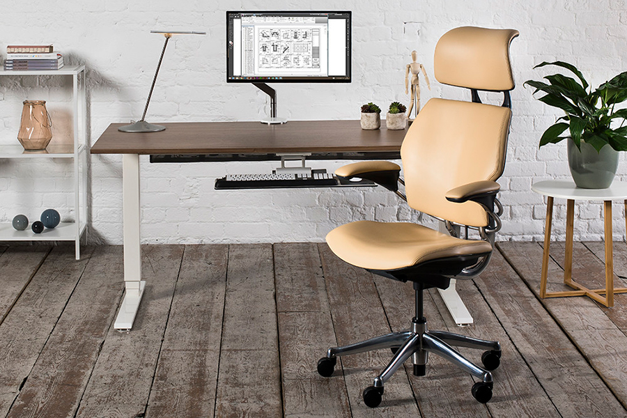 Best Ergonomic Office Chairs Humanscale Freedom Desk Chair