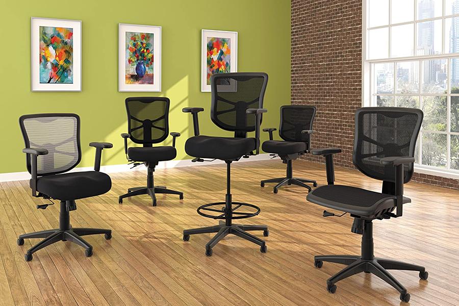Alera Elusion Drehstuhl Beste ergonomische Bürostühle