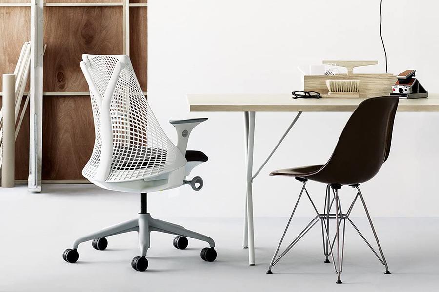 Herman Miller Sayl Stuhl Beste ergonomische Bürostühle