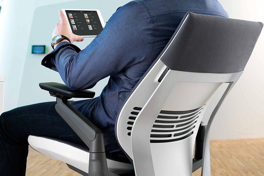 Steelcase Gesture Chair Beste ergonomische Bürostühle