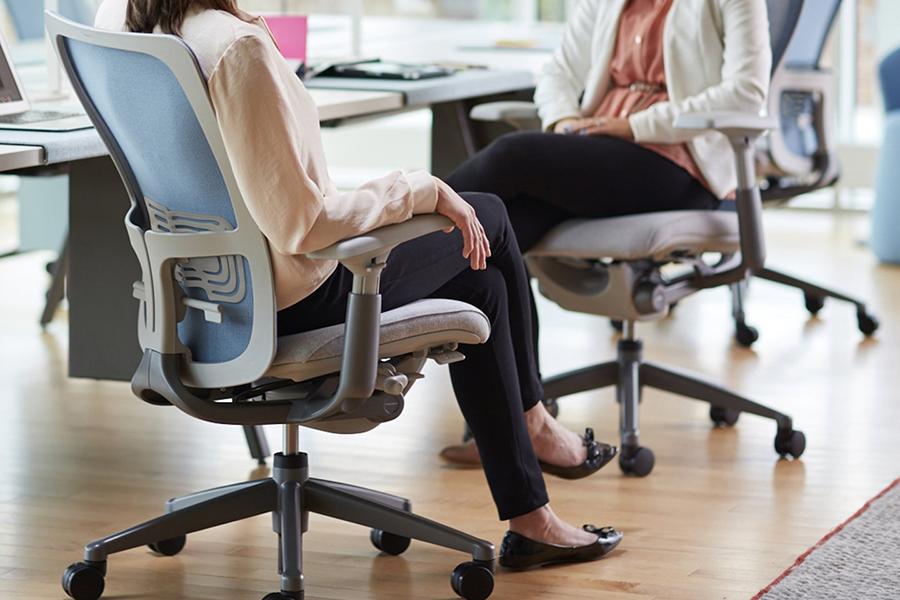 Haworth Zody Chair Beste ergonomische Bürostühle