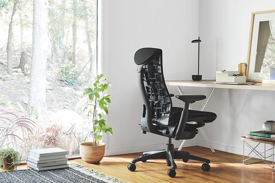 Herman Miller Embody Chair Best Ergonomic Office Chairs