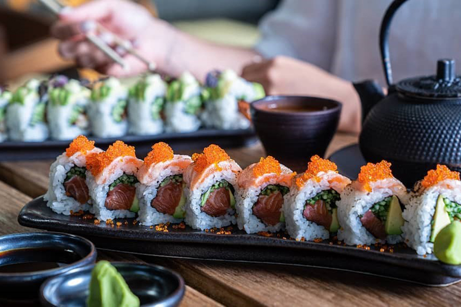 17 besten Sushi-Restaurants in Sydney