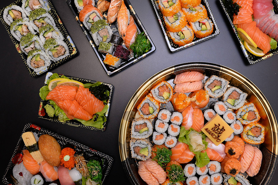 Beste Sushi-Restaurants in Sydney Makoto Sushi Bar