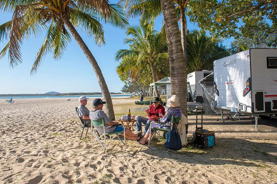 Beste Campingplätze in der Nähe von Brisbane Cotton Tree Holiday Park