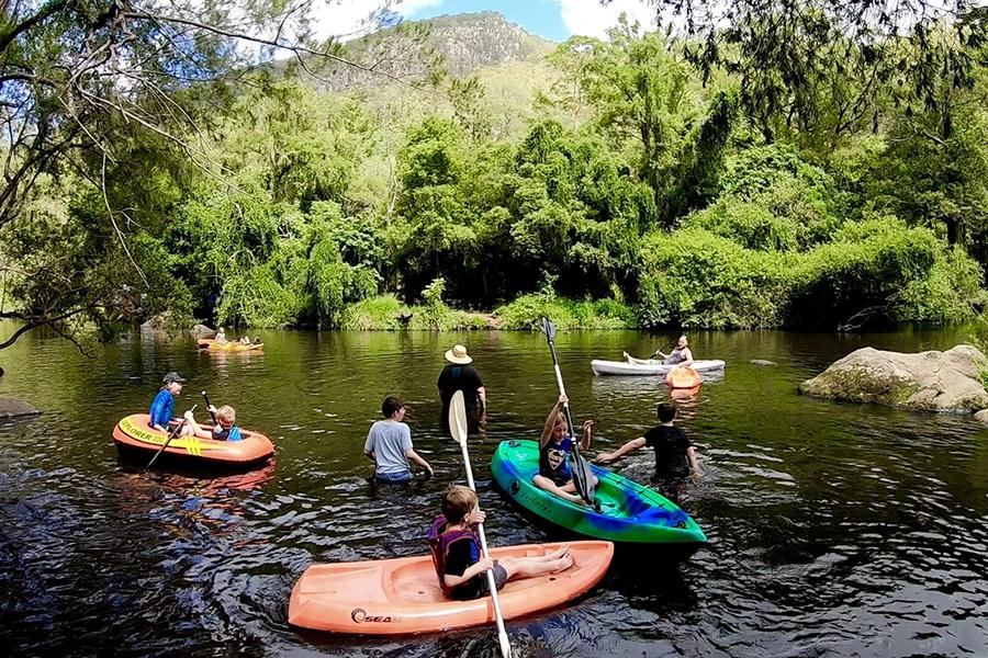 Beste Campingplätze in der Nähe von Brisbane Yarramalong Park