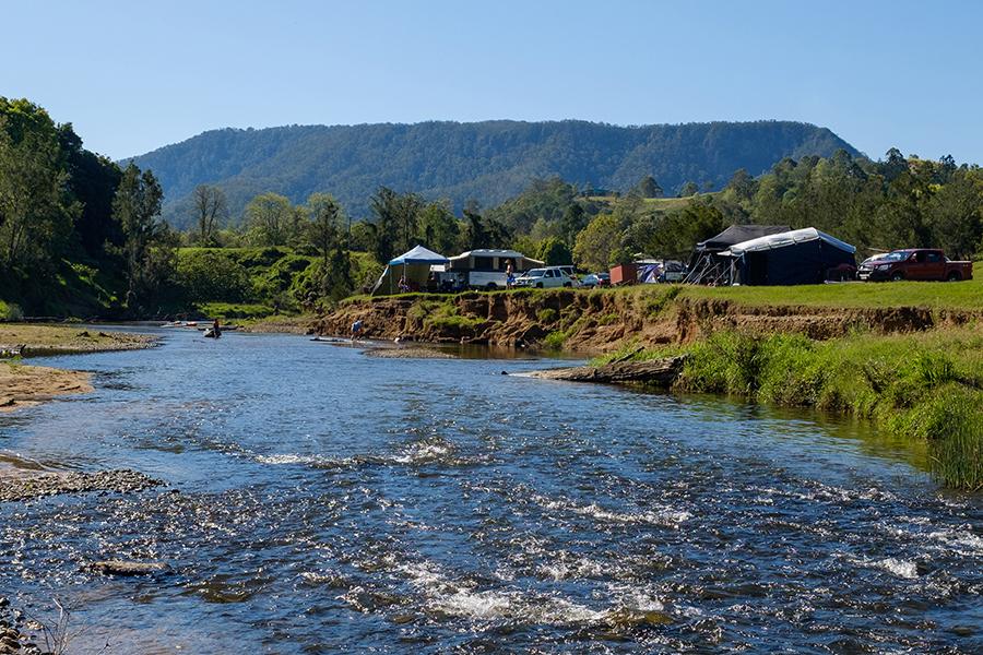 Beste Campingplätze in der Nähe von Brisbane Kenilworth Camping