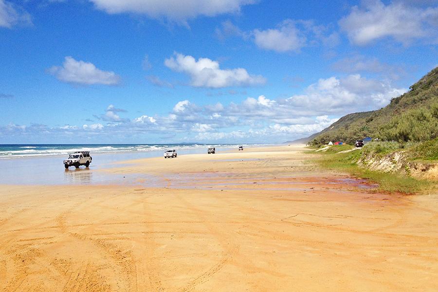Beste Campingplätze in der Nähe von Brisbane Great Sandy National Park