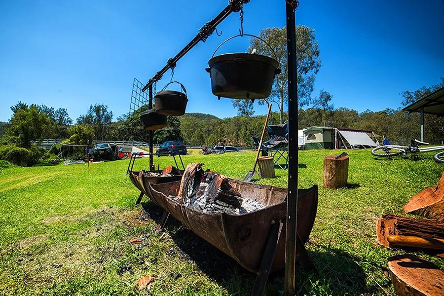 Beste Campingplätze in der Nähe von Brisbane Darlington & Burgess Parks Campingplätzen