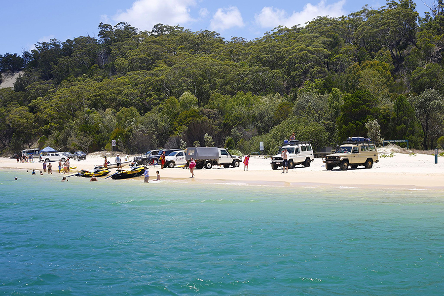 Beste Campingplätze in der Nähe von Brisbane Comboyuro Point Campingplatz