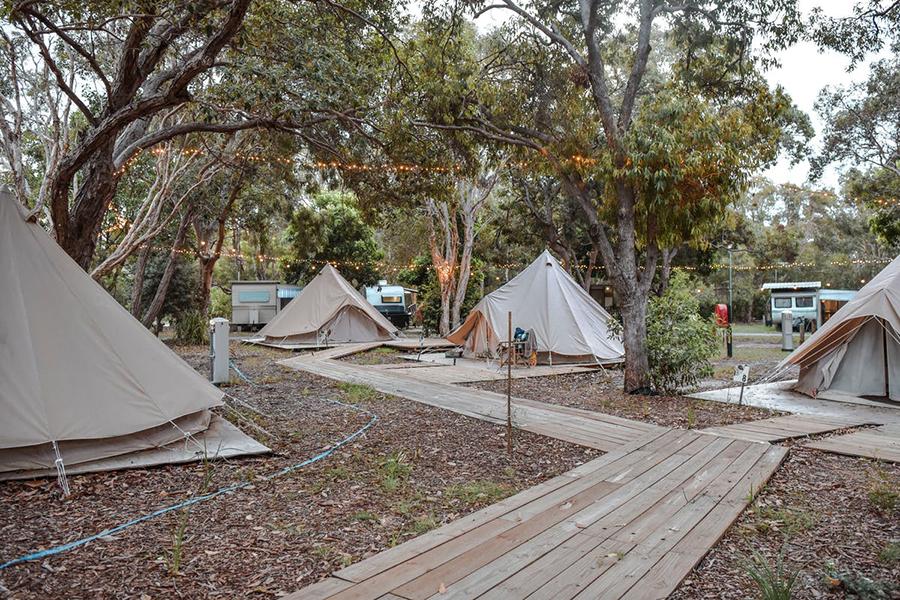 Beste Campingplätze in der Nähe von Brisbane Minjerribah Camping