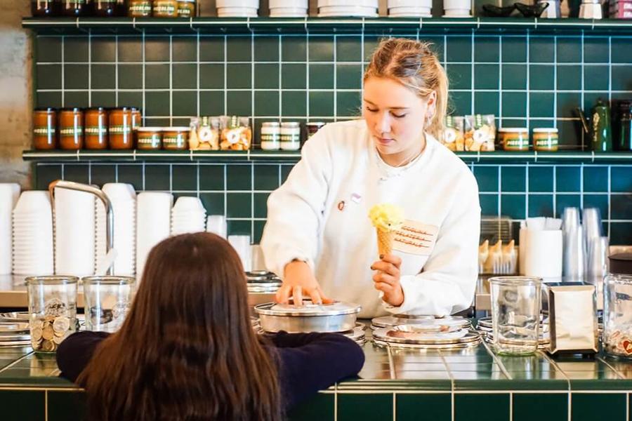 Beste Eis- und Gelato-Läden in Melbourne Piccolina Gelateria