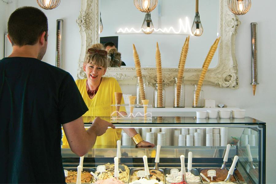 Beste Eis- und Gelato-Läden in Melbourne Miinot Gelato