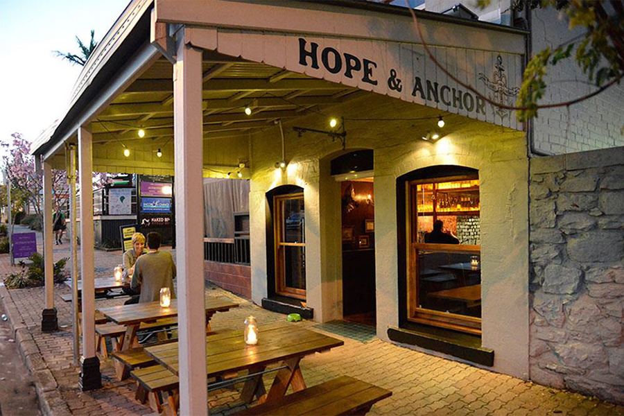 Beste Pubs in Brisbane The Hope and Anchor