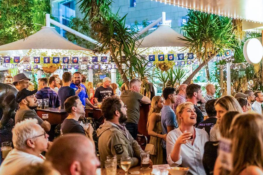 Beste Pubs in Brisbane Pig & Whistle