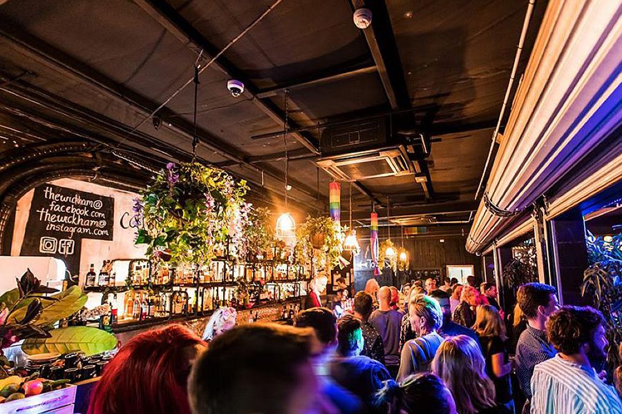 Beste Pubs in Brisbane Das Wickham Hotel