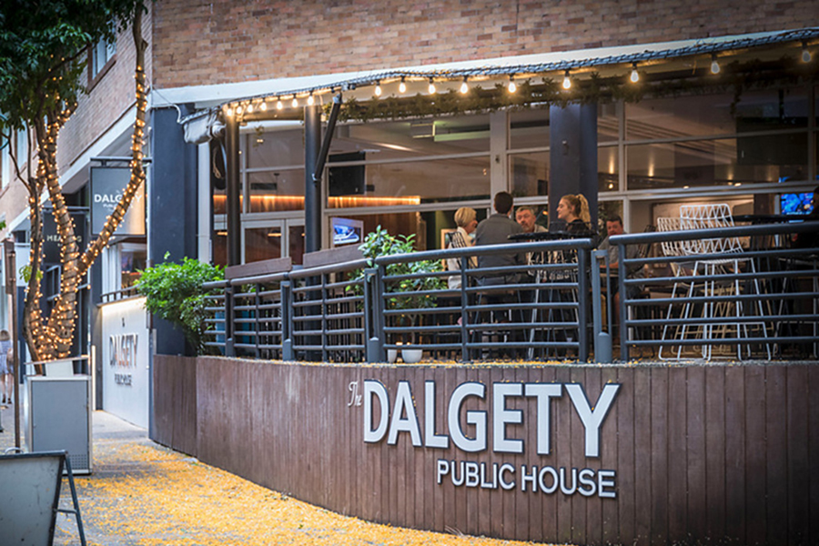 Beste Pubs im Brisbane Dalgety Public House