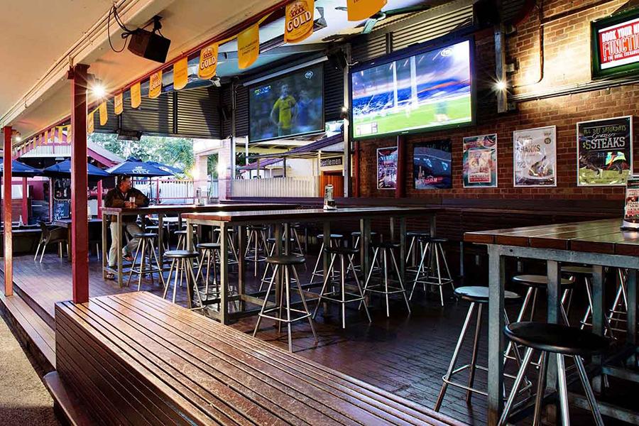 Beste Pubs in Brisbane Das Royal Exchange Hotel