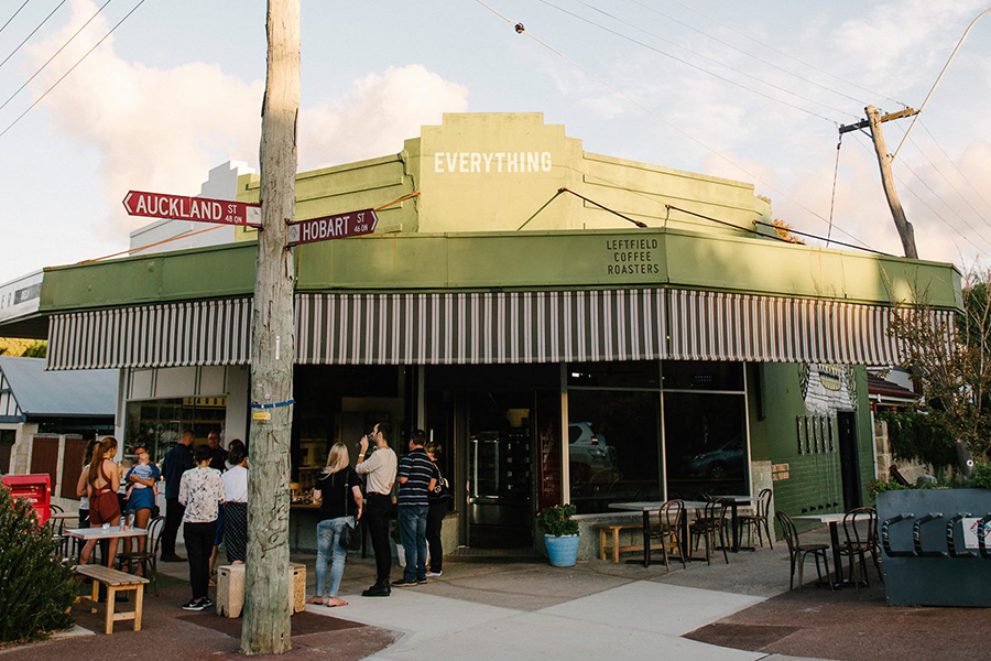 Spots for the Best Breakfast and Brunch in Perth Hobart Deli