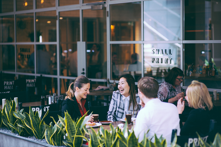 Spots for the Best Breakfast and Brunch in Perth Small Print Baker & Coffee Maker