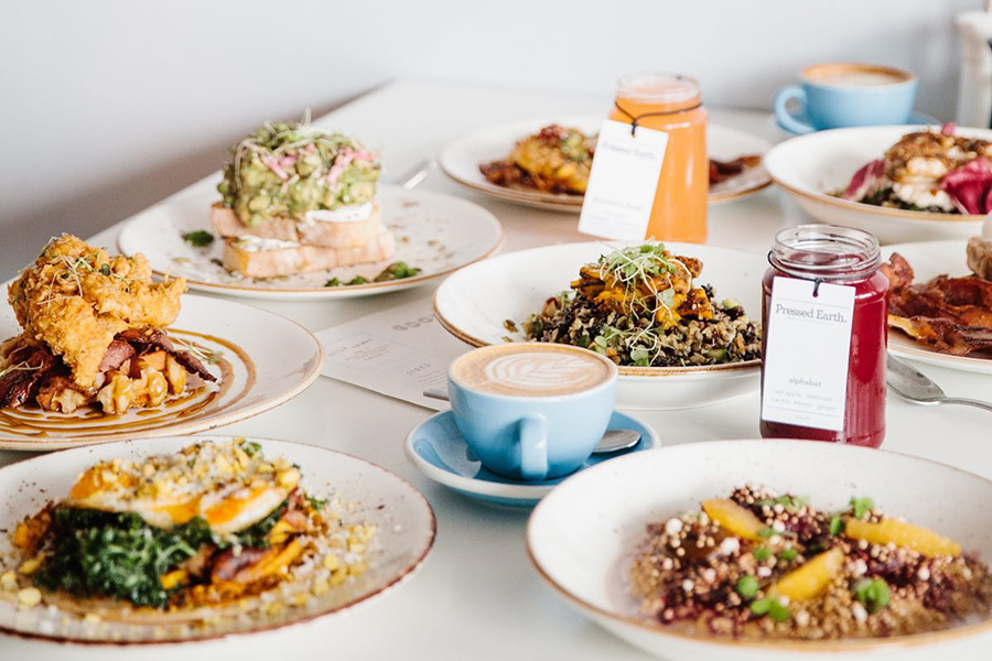 Spots for the Best Breakfast and Brunch in Perth Good Things Cafe