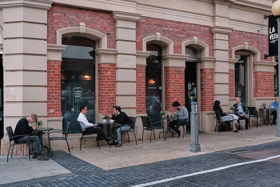 Spots for the Best Breakfast and Brunch in Perth La Veen Coffee