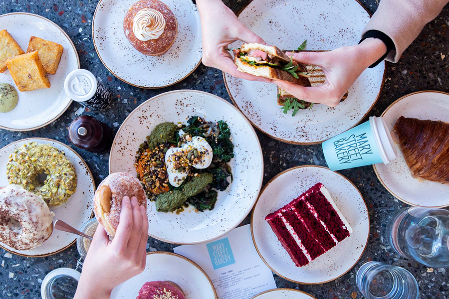 Spots for the Best Breakfast and Brunch in Perth Mary Street Bakery Highgate