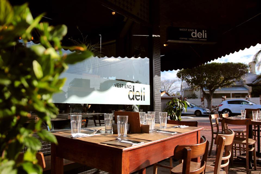 Spots for the Best Breakfast and Brunch in Perth West End Deli