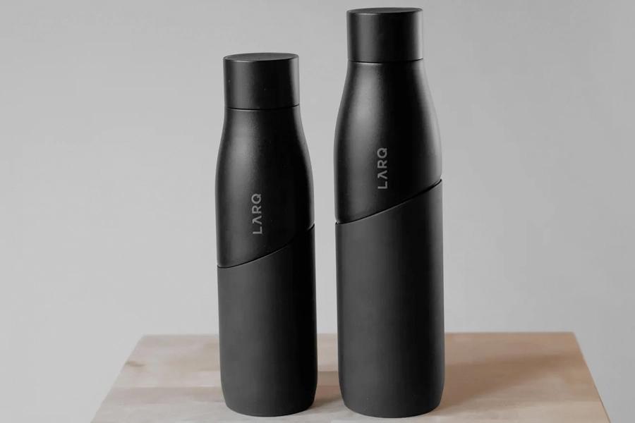 Larq Movement - Selbstdesinfizierende Wasserflasche