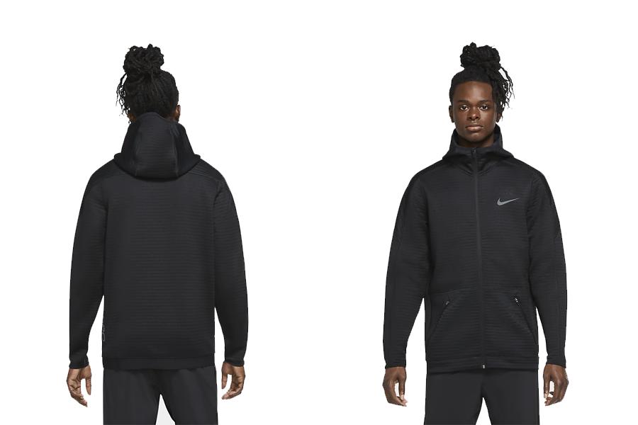 Nike Full-Zip Trainings Hoodie